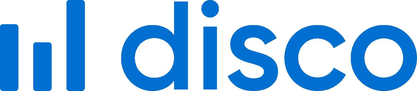 디스코 로고