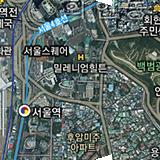 위성 지도